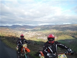 Trail Riding green laning north wales