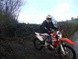 Trail Riding north wales