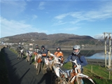 Trail Riding green laning barmouth