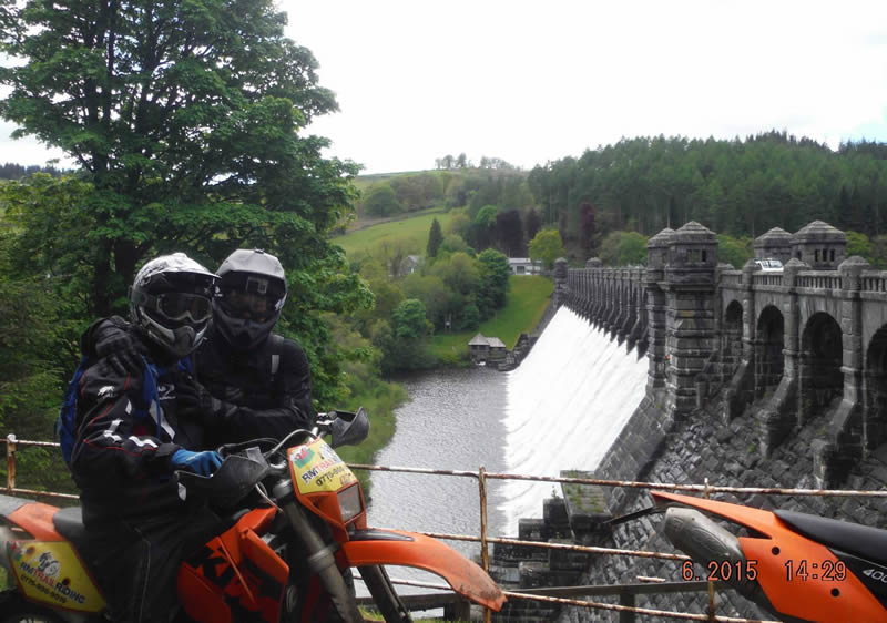 TOUR 3 - North/Mid Wales & Lake Vyrnwy